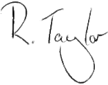 Principal Rebekah Taylor's digital signature