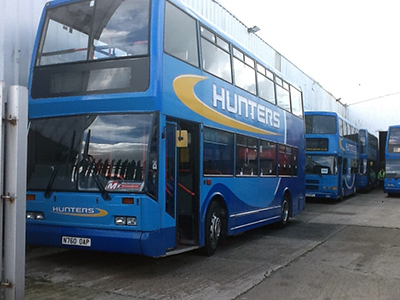 hunterscoaches